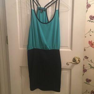 Body con tank dress